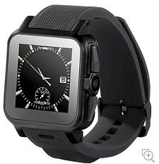 simvalley mobile smartwatch aw 414 go handy uhr handy. Black Bedroom Furniture Sets. Home Design Ideas